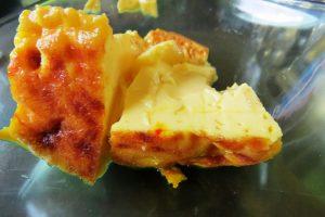 crème caramel au safran à déguster
